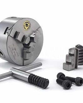 Патрон токарный  3-ох кулачковый  80 мм.(DIN 6350) – Bison-Bial(3504-80)