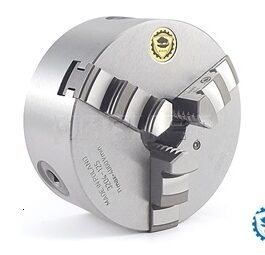 Патрон токарный 3-ох кулачковый 125мм. (DIN 6350) – Bison Bial (3204-125)